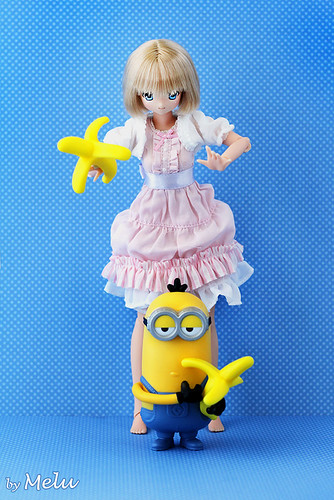 Catching Minions! | by Melu Dolls