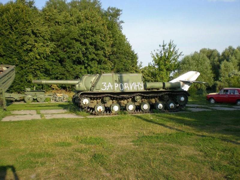 ISU-152 1