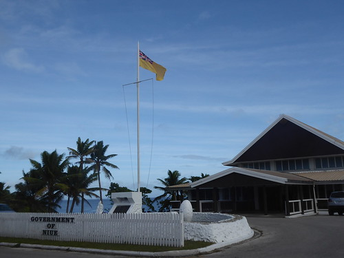 Niue Govt Building | by thereadytraveller