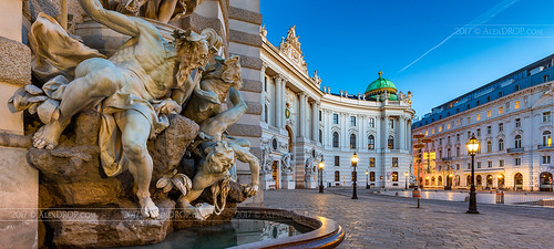 2017 vienna wien austria österreich travel architecture sunrise palace bluehour color city wideangle urban nighttime scape landmark canon6d ef16354lis historicalplace best iconic famous mustsee picturesque postcard panoramic hdr