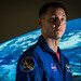 "Astronaut Col. Tyler ""Nick"" Hague is shown at Johnson Space Flight Center in Houston, Tex., Apr. 26, 2017, during two weeks of training for his scheduled flight to the International Space Station aboard a Russian Soyuz rocket in September of 2018. U.S. Air Force Col. Jack Fischer is currently serving as a flight engineer aboard ISS during a six-month mission. (U.S. Air Force photo by J.M. Eddins Jr.)"