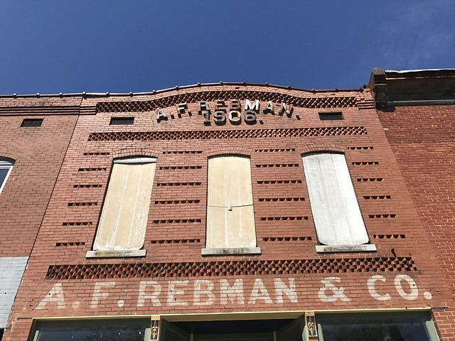 A.F. Rebman & Co, Courtland AL