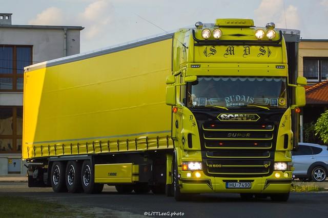 Scania R500 V8 Topline SMDS (LV)