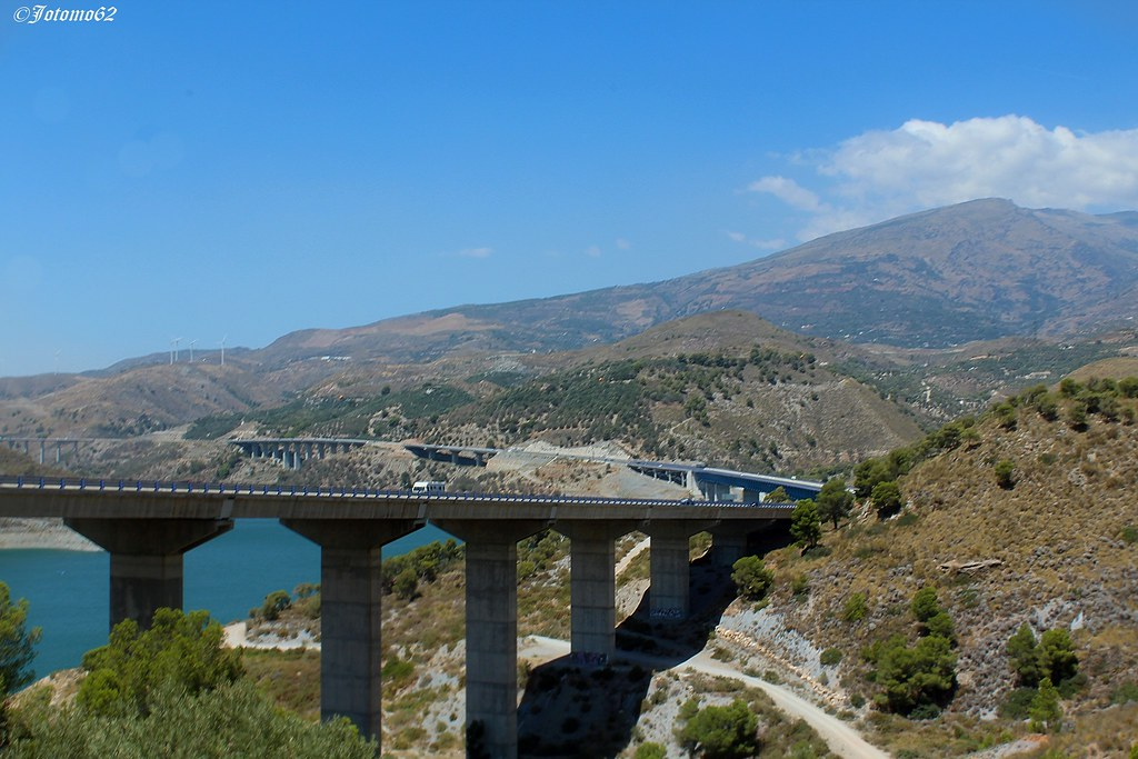 A-44 Viaducto del Guadalfeo