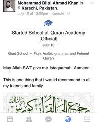 Rujoo Ilal Quran Course from Quran Academy.   #quranacademy #Korangi #FehmulQuranCourse #TanzeemeIslami #Quran #ArabicGrammar #Tajweed #QAK