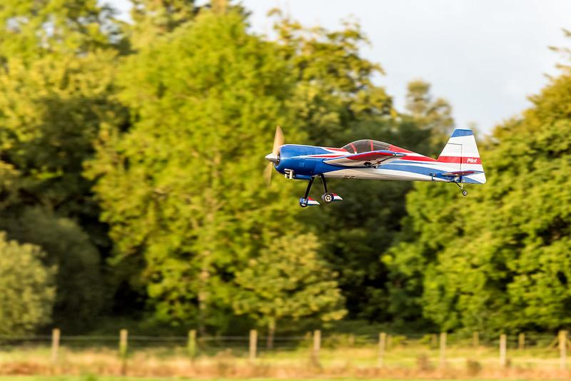 Nathan flying his Pilot-RC Yak54