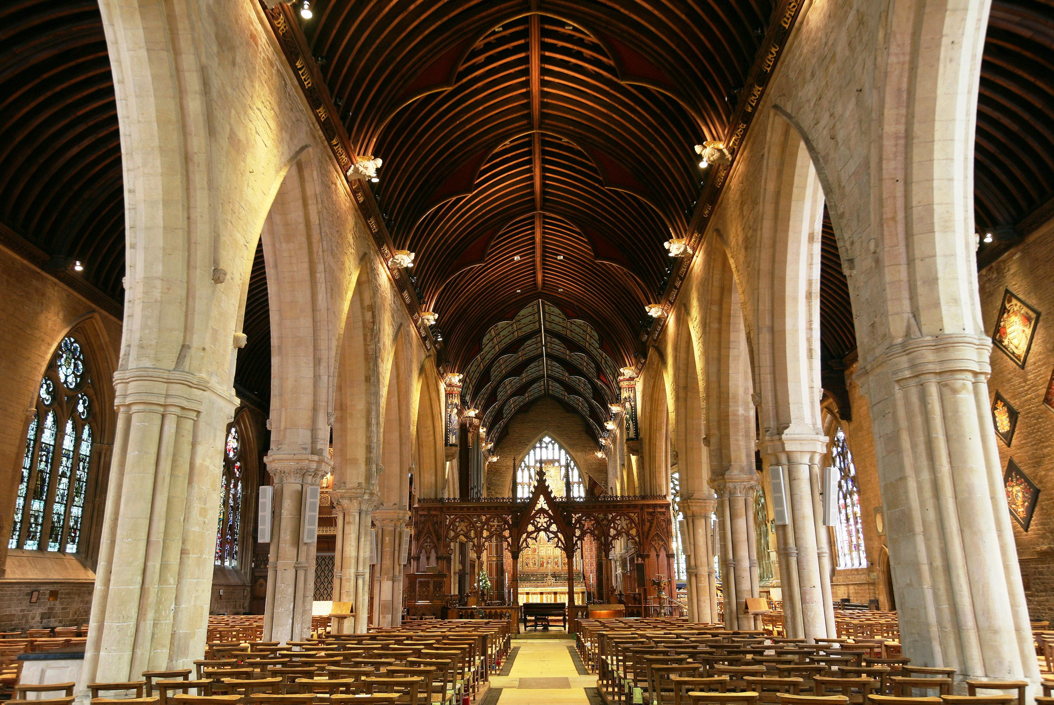Lincolnshire, GRANTHAM, St Wulfram (Kippa Matthews)