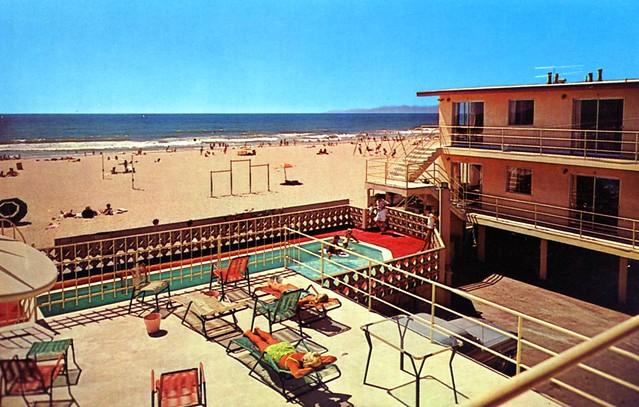 Sea Sprite Apartment Motel Hermosa Beach CA