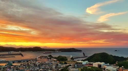 龜山島 landscape 南方澳觀景台