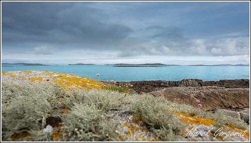 irlande galway paysages océan