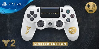 Destiny-2-Dualshock-4-twitter | by PlayStation Europe