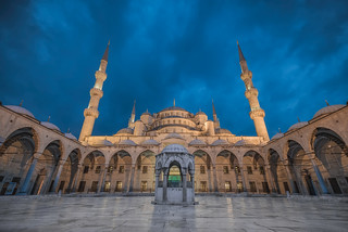 Blue Mosque   by TheFella