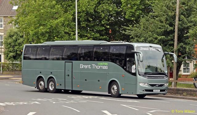 Brent Thomas (BX15 BTX) Volvo B11RT 9700 (Copy)