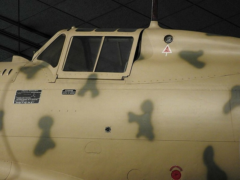 Macchi C-202 Folgore 3