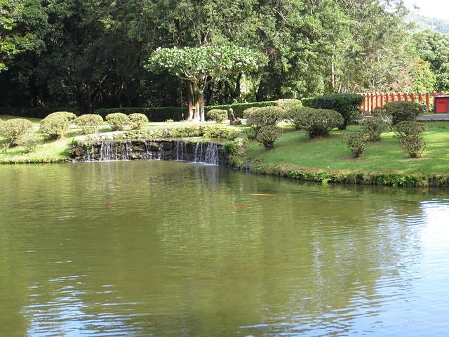 Shin-ji-ike Heart-shaped Pond
