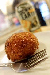 Arancino | Archestratus Books & Food | 160 Huron St | Greenpoint | Brooklyn | NYC | by 536