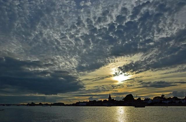 Bosham clouds