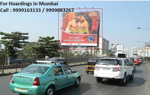 Outdoor Hoardings in Mumbai | Organized Outdoor