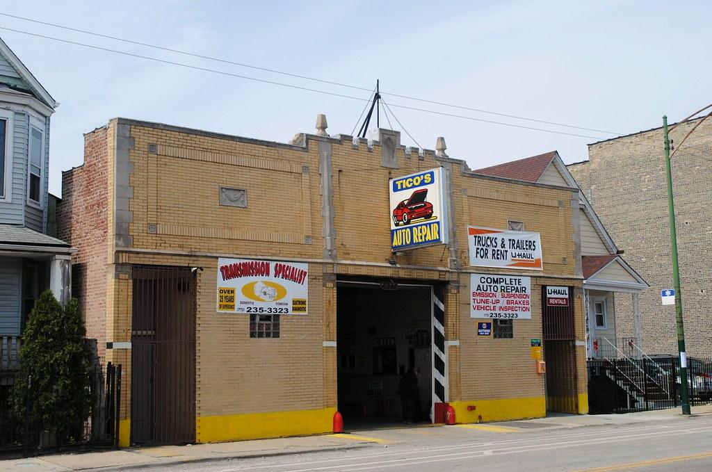 Auto Repair Chicago >> Tico S Auto Repair Chicago Avondale Cragin Spring Flickr