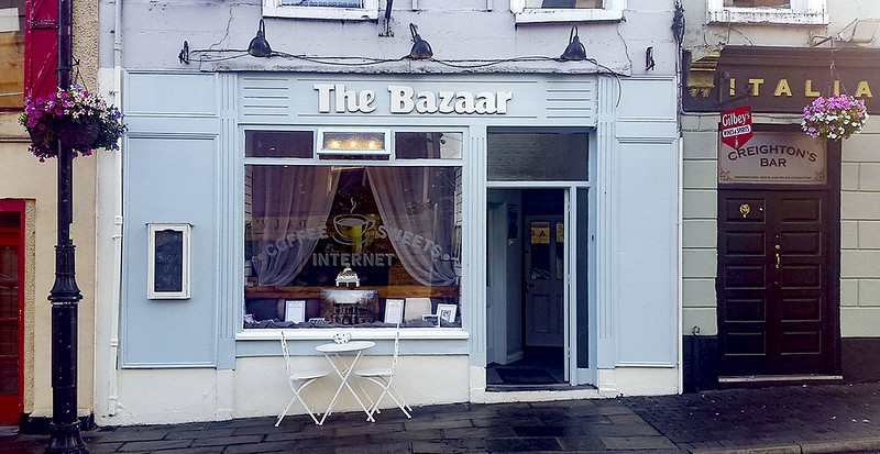The Bazaar Coffee Shop