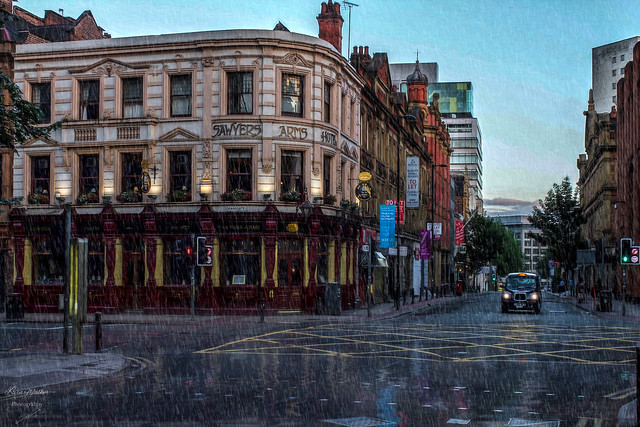 Sawyer Arms, Deansgate