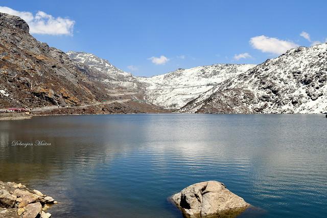 Tsangu Lake,Sikkim