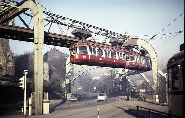 Schwebebahn - Wuppertal