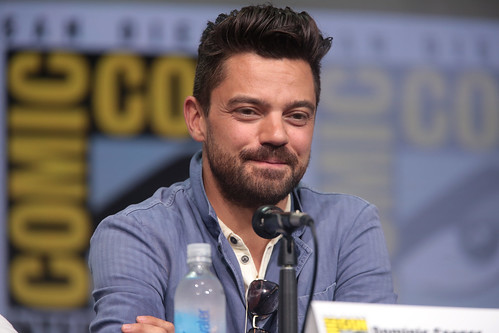 Dominic Cooper | by Gage Skidmore