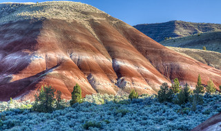 Painted hills at Sutton Mountain | by US Department of State