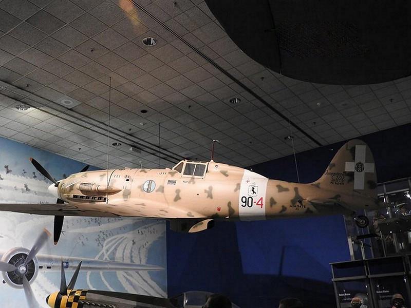 Macchi C-202 Folgore 1