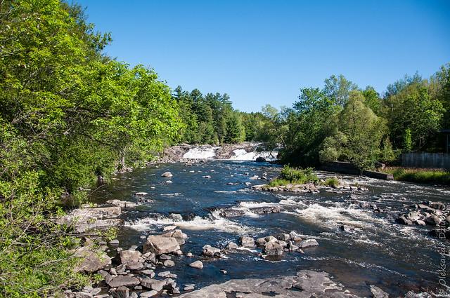 Rivière-du-Nord (Chutes Wilson)