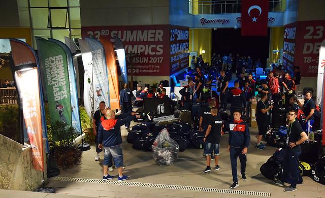 DEAFLYMPICS 2017 / ICSD - Samsun (Turquie) / 16 Juillet
