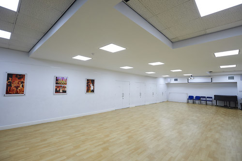 Lettings - Assembly Rooms
