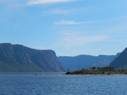 Gros Morne NP - Western Brook Pond - 1