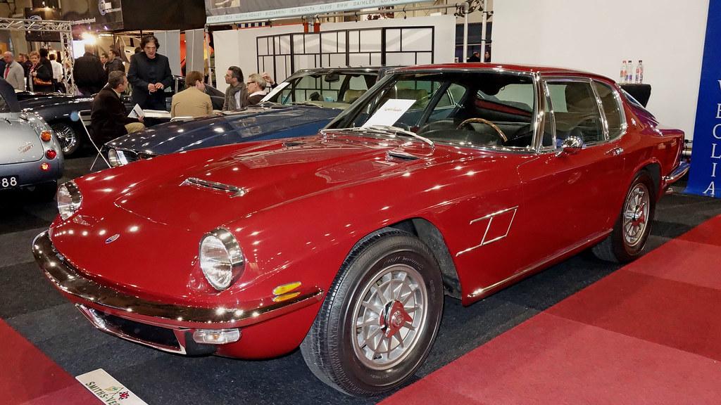 Maserati Mistral 4000 GT Coupé - 1968   Opron   Flickr
