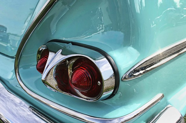 Biscayne: Taillight View
