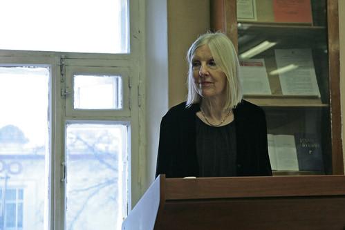 Окт 30 2014 - 13:10 - Встреча с британской писательницей Хелен Данмор