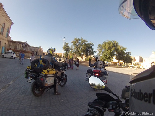 Bukhara Uzbekistan-10 | by Worldwide Ride.ca