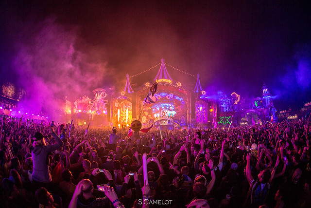 Tomorrowland 2017 - Show