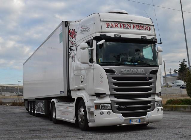 I-Parten Frigo Trasporti- Scania Streamline R490 TL