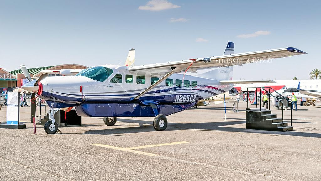 The Grand Caravan Textron Aviation Inc Cessna 208b Grand Flickr