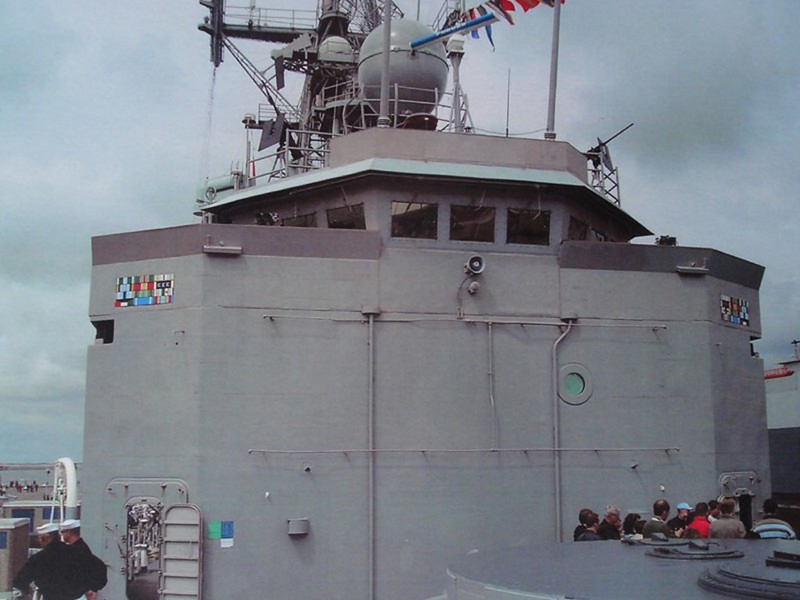 USS Elrod 8