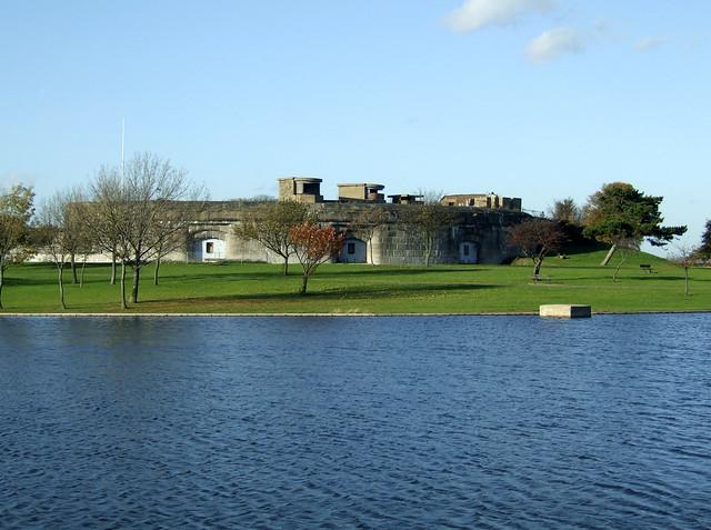 Coalhouse Fort, East Tilbury