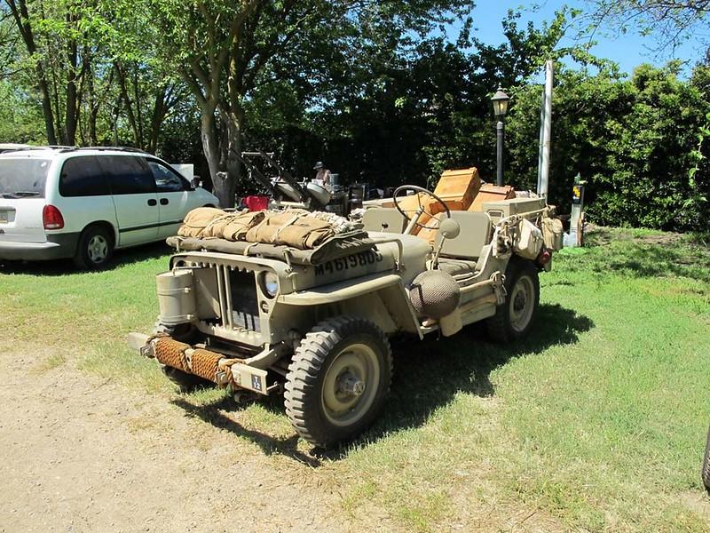 Jeep LRDG1