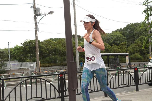 1st UP RUN Shinagawa Marathon Tournament July 23, 2017  第1回 UP RUN品川マラソン大会  Marvin Andino Photography