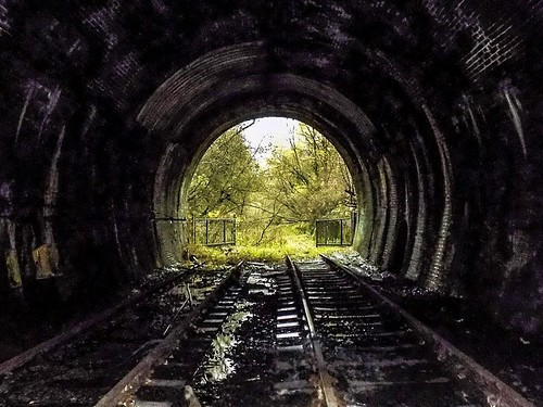 dudleytunnel tunnel disused abandoned railway railroad