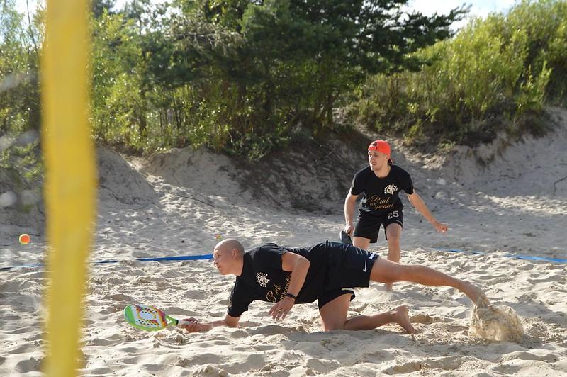 """Vega 1"" pludmales volejbola un tenisa līgas 3.posms, 2017.gada 19.jūlijā. Foto: K.Austere un K.Tīna"