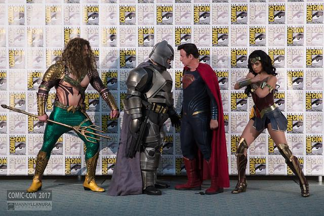 Comic-Con 2017 Masquerade