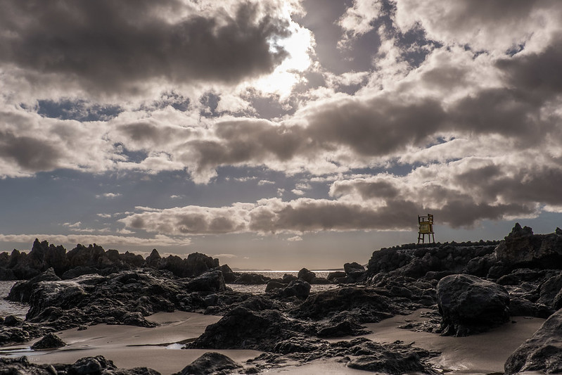 lava, sand and sun (Lanzarote)