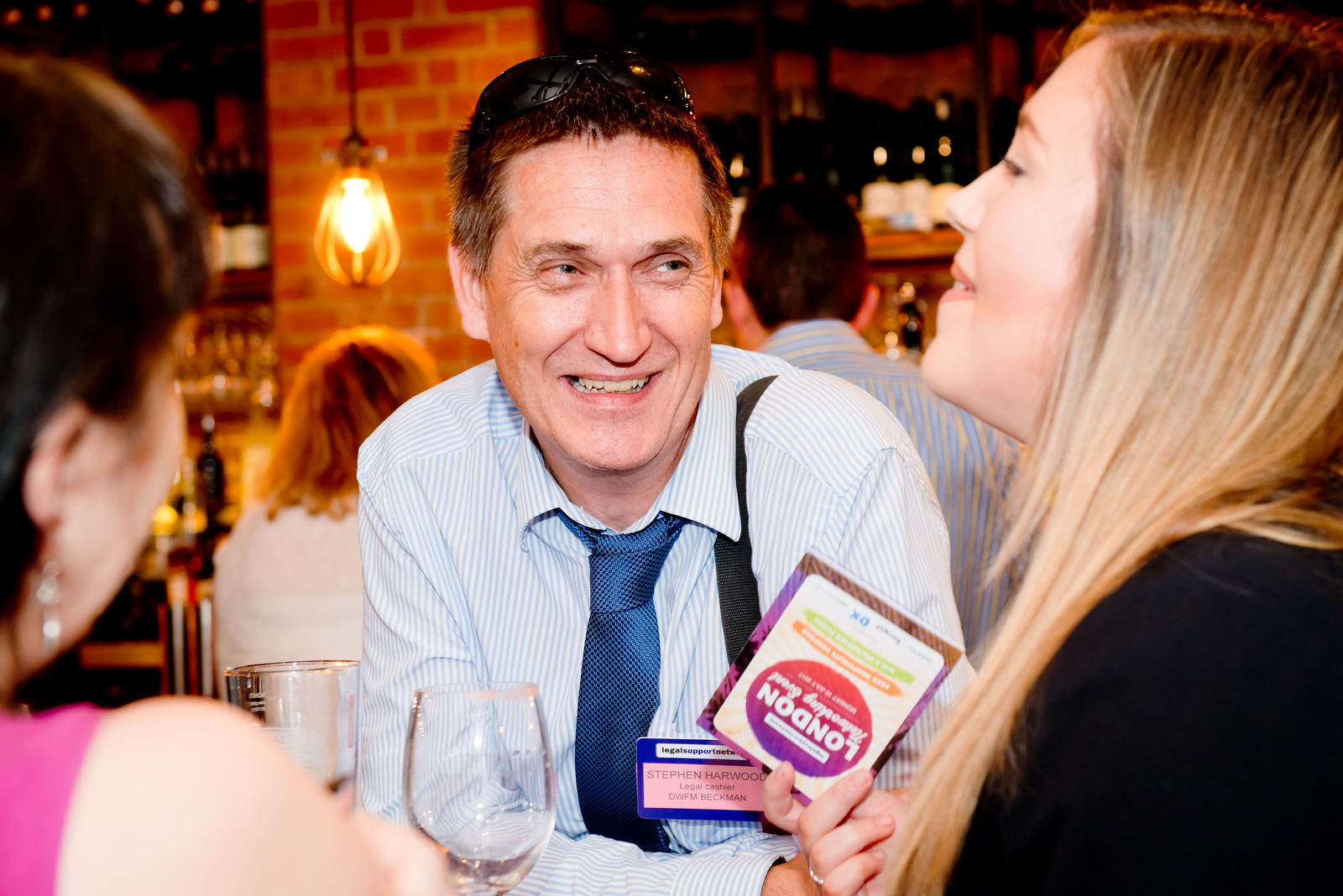 LSN London Networking Event - July 2017»